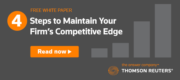 FREE WHITE PAPER. Steps to Maintain Your Firm's Competitive Edge. Read Now